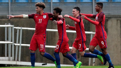 England vs United States Under 17 Live Streaming