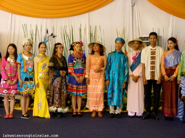 THE ROYAL EVENT AT TERENGGANU MALAYSIA: 10TH ANNIVERSARY OF SULTAN MIZAN ROYAL FOUNDATION