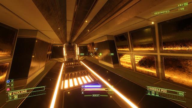 Overload - Golden corridor