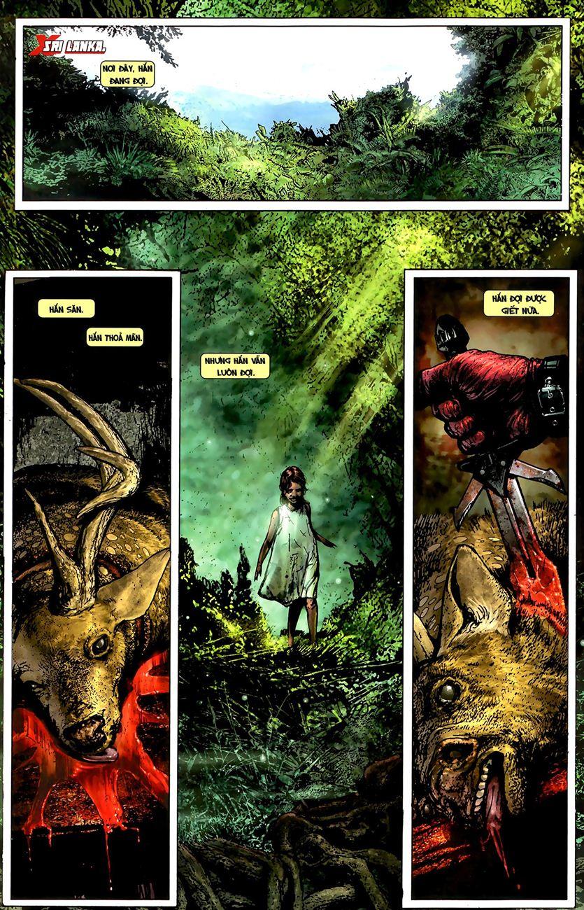 X-Men Necrosha chap 5 trang 20