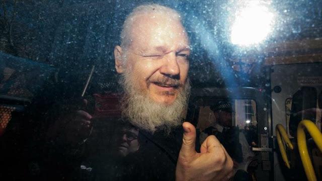 Expertos de la ONU: Extradición de Assange a EEUU viola sus DDHH