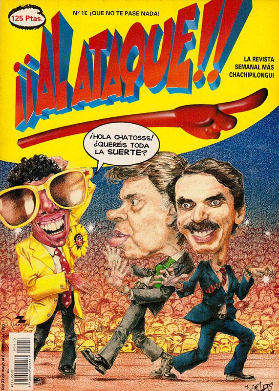 Revista Al ataque Nº 13