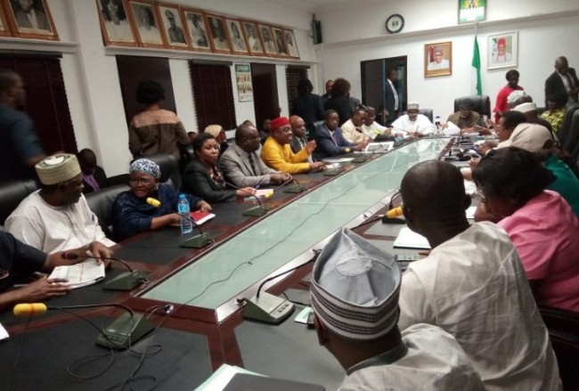 BREAKING NEWS: ASUU Begins Nationwide Strike Today