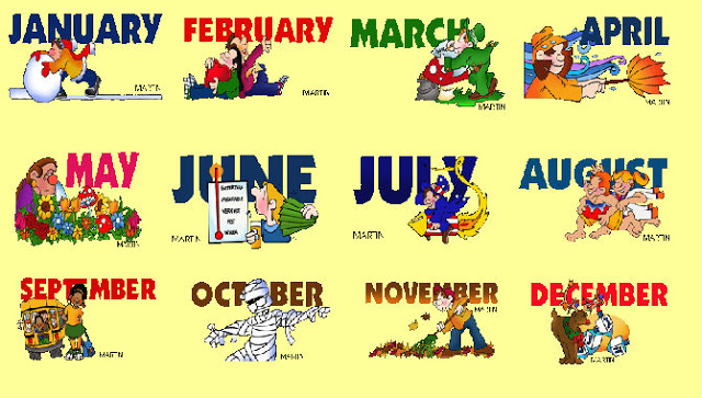 This Is What Your Birth Month Tells About Your Personality!