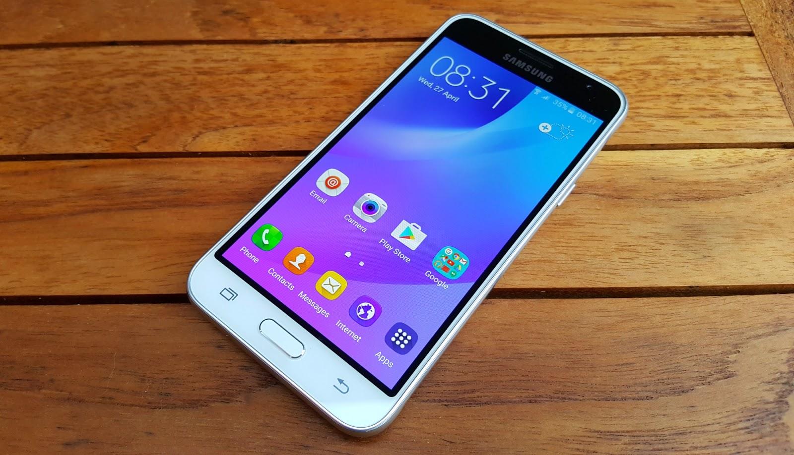 Samsung Galaxy J3 come chiudere app