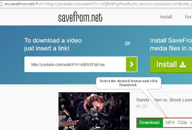 Cara Download Video Youtube Tanpa Software atau Downloader 2