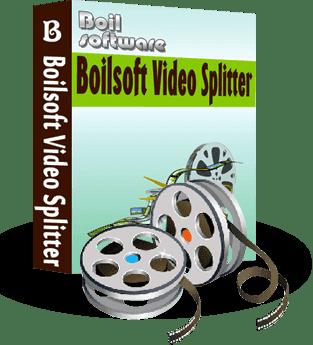 تـحميل برنامج تـقطيع الفيديو Boilsoft Video Splitter  للكمبيوتر  كامل مع السيريال