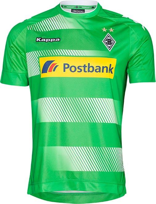 Kappa lança camisa reserva do Borussia Mönchengladbach - Show de Camisas 0d1059c156451