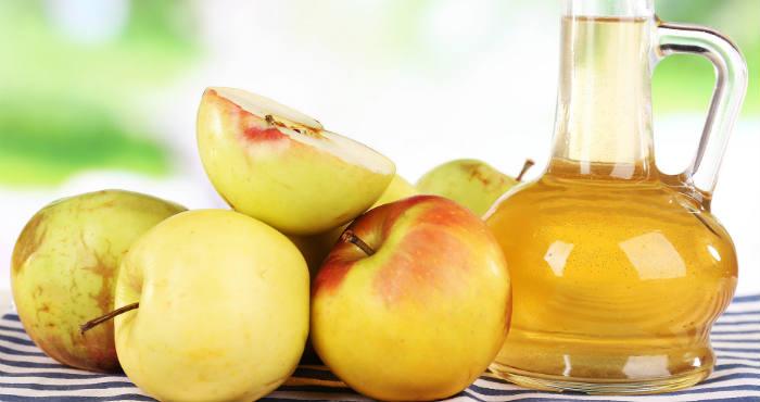 Khasiat Cuka Apel Untuk Membersihkan Wajah Kulit