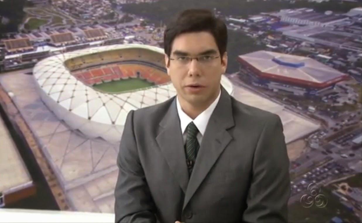 vídeo da afiliada da Globo