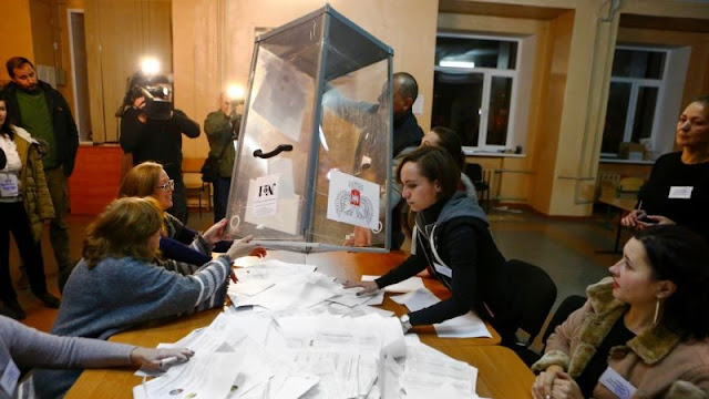 Kosovo supports Ukraine's territorial integrity and doesn't recognise the elections