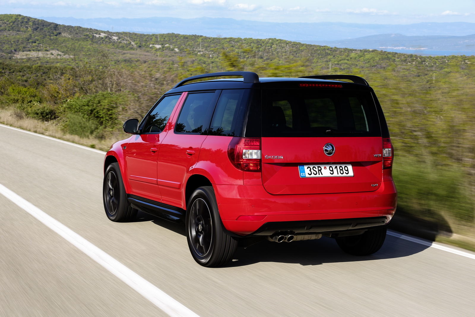 next skoda yeti taking design inspiration from kodiaq. Black Bedroom Furniture Sets. Home Design Ideas
