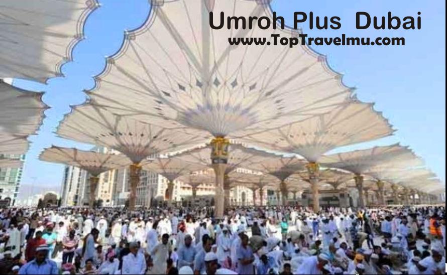 Umroh Plus Dubai Murah Terpercaya 1