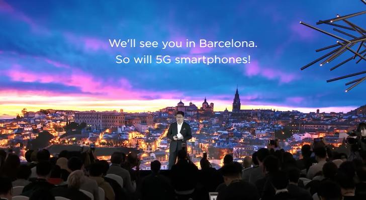 هواوي تكشف الستار الشهر القادم عن هاتفها القابل للطي المزود بتقنية الـ 5G