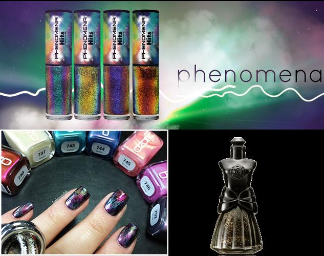 Speciallita Phenomena Ozotic Anna Sui nail polish