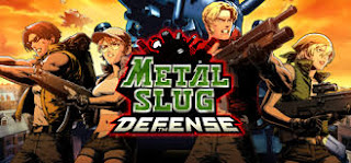metal slug gameplay