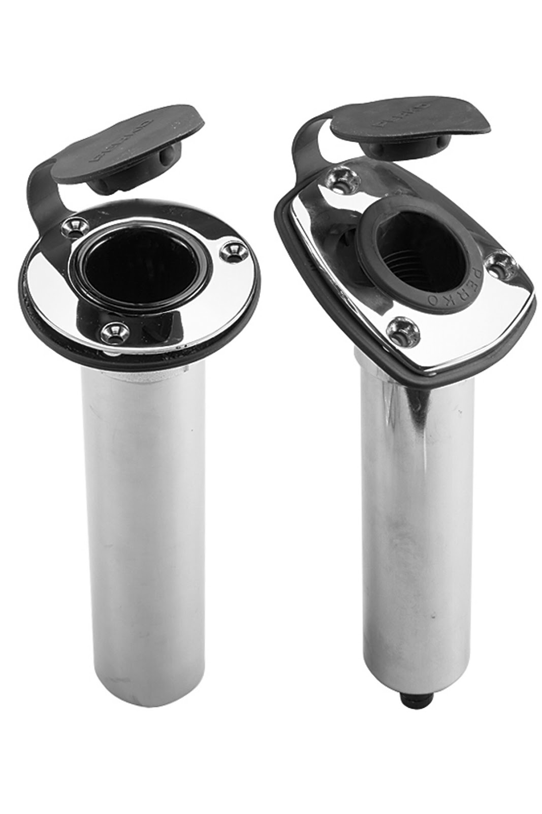 Stainless steel rod holders