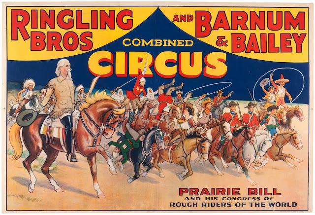 Affiches de cirque 003