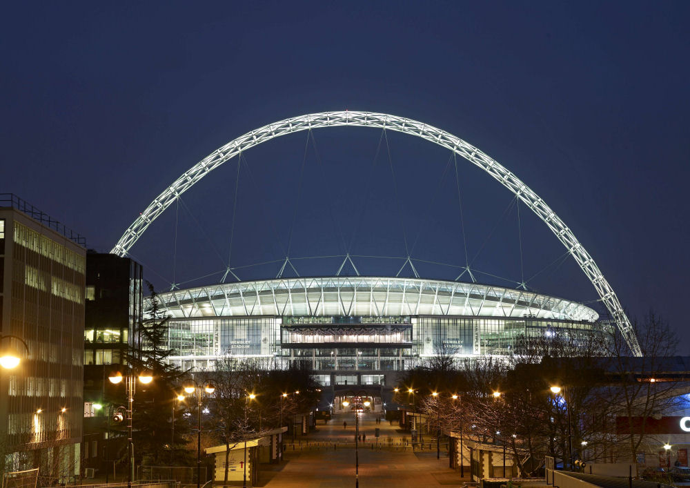 My Best Wallpapers: 10. Wembley Stadium (90,000