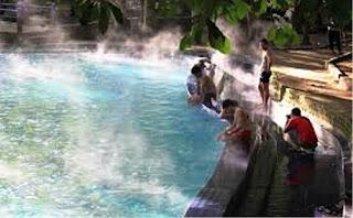 Tempat Wisata di Sulawesi Selatan - Pemandian Alam Air Panas Lejja