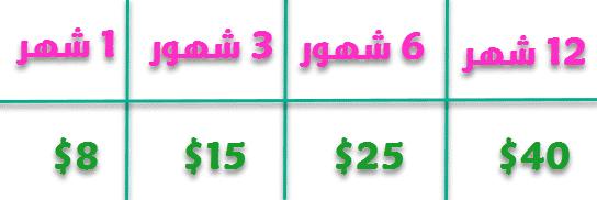 أسعار أشتراك iptv سيرفر الجولد
