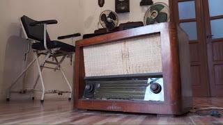 Jual Radio antik merk siegfried Germany
