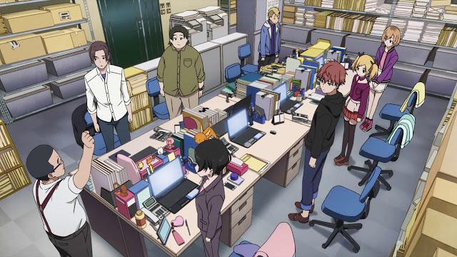 estúdio anime animadores