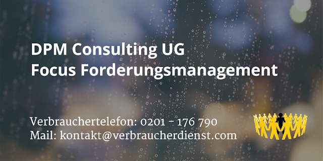 DPM Consulting UG  Focus Forderungsmanagement