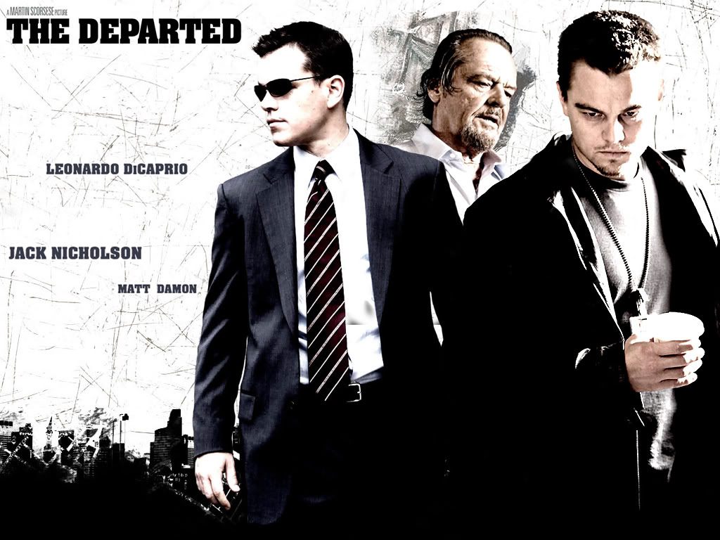 the departed 2006 west usa bluray 720p ganool 999mb trooper william billy costigan leonardo dicaprio to infiltrate costello s crew when both sides realize the situation sullivan and costigan both