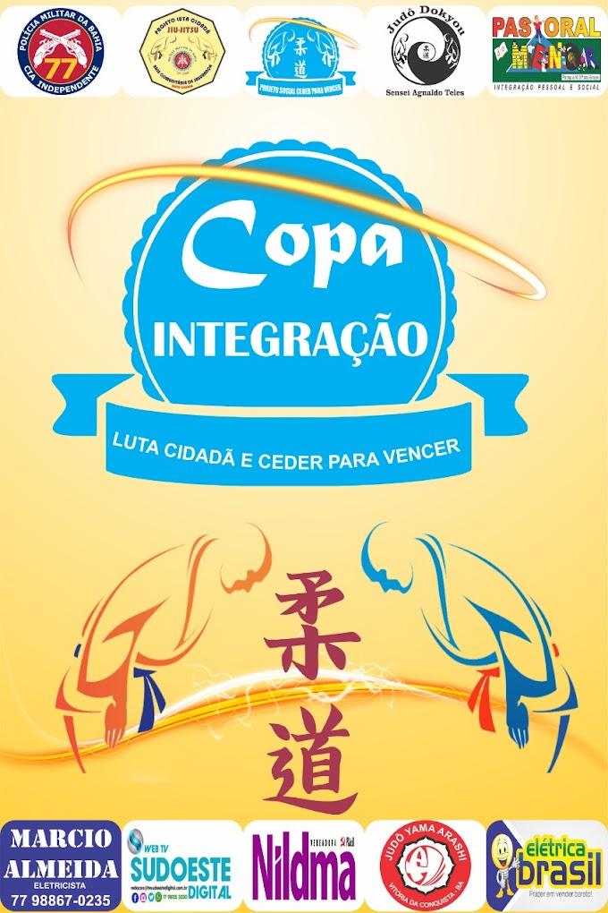 ESPORTE | Quadra do Edvaldo Flores será o palco da Copa Integração Luta Cidadã e Ceder para Vencer; evento acontece dia 9/12