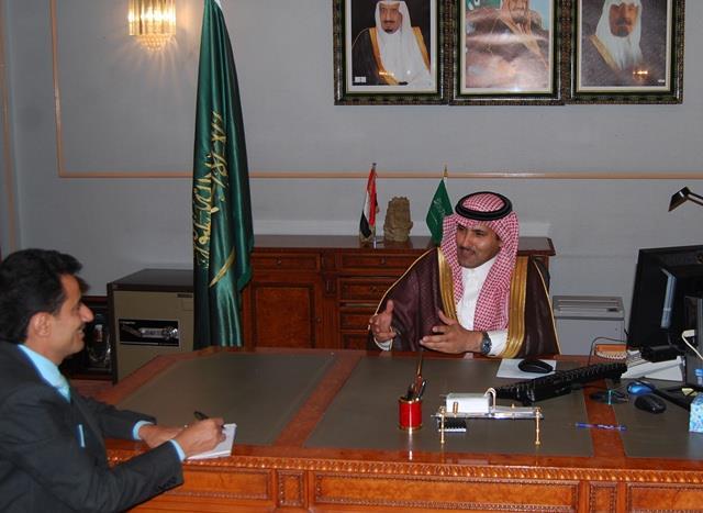 تصريح جديد لسفير السعودي لأستثنا المغتربين اليميين