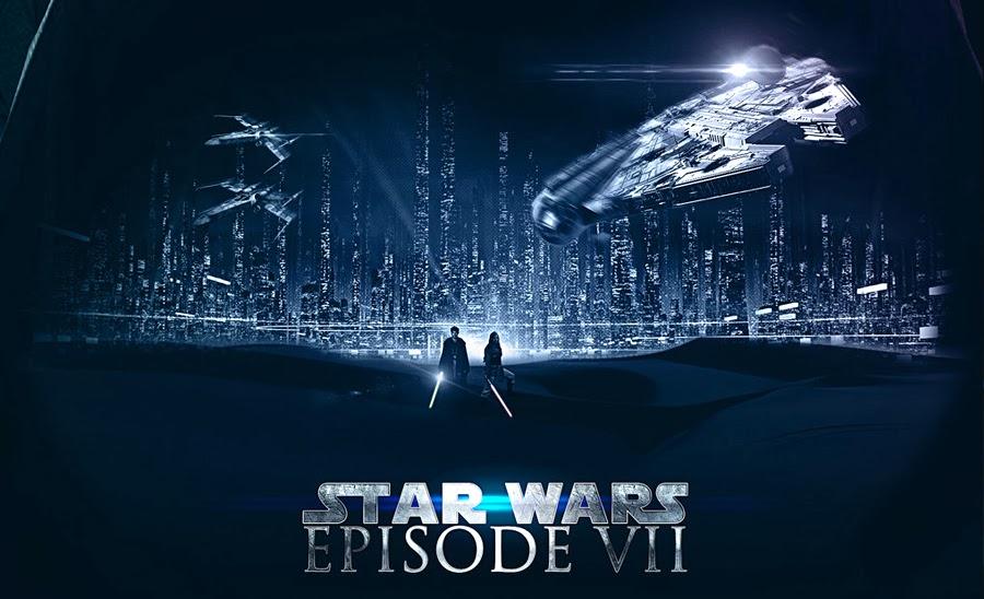 Star Wars Episode VII - Artă realizată de fani