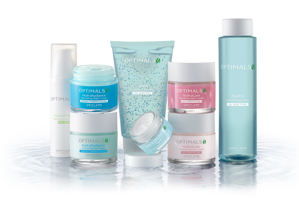 Optimals Hydra da Oriflame