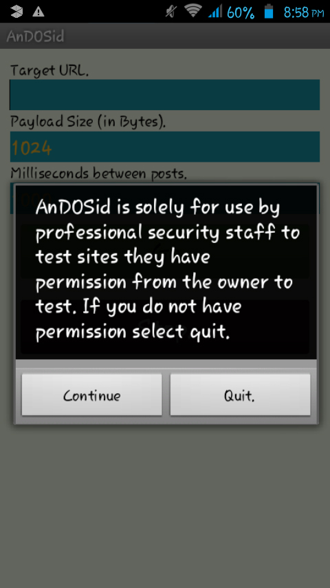How to use AnDoSid hacking App on your Android smartphone » TechWorm