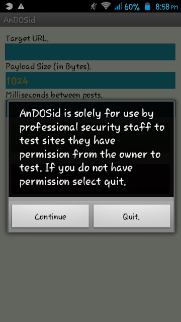 AnDOSid opened
