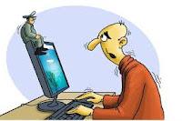 Hati-hati Menggunakan Internet