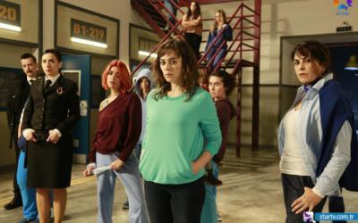 Avlu (The Prison Yard) Synopsis And Cast: Turkish Drama