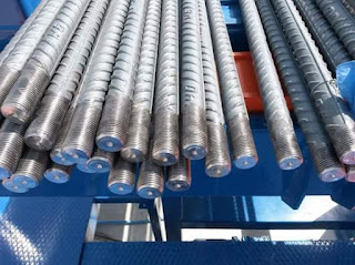 Main Rebars in Pile Cage