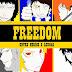 FREEDOM: Entre Heróis e Lendas - #2