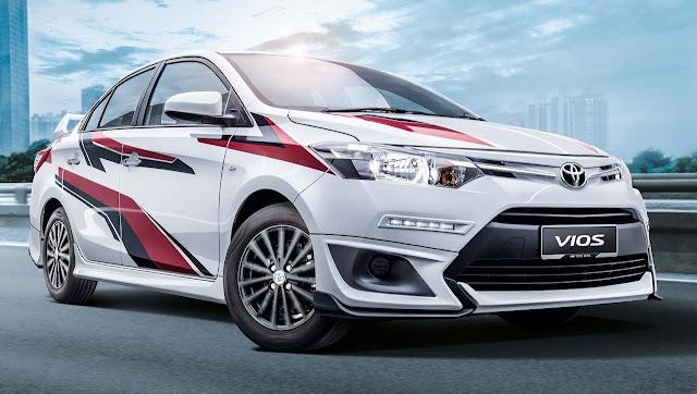 Toyota Vios Sports Edition