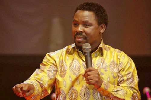 liberians tb joshua church