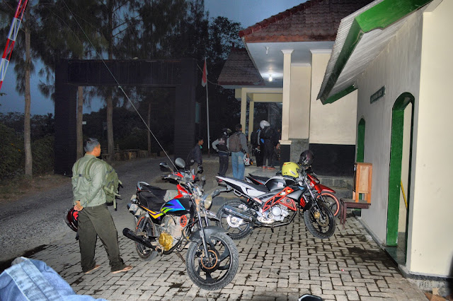 Loket Masuk Bromo Jalur Malang