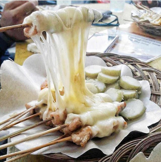 kuliner, mozzarella