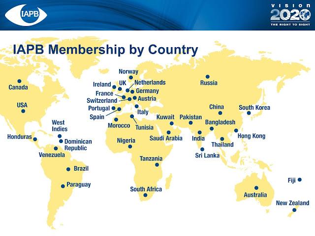 member countries of IABP