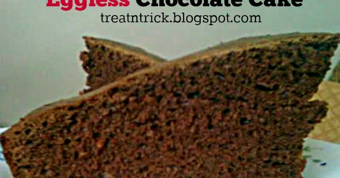 Eggless Chocolate Cake Nz