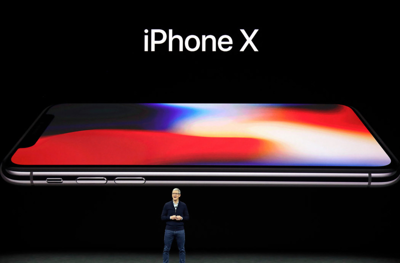 "Demandan a Apple por ""mentir"" sobre la pantalla del iPhone X"