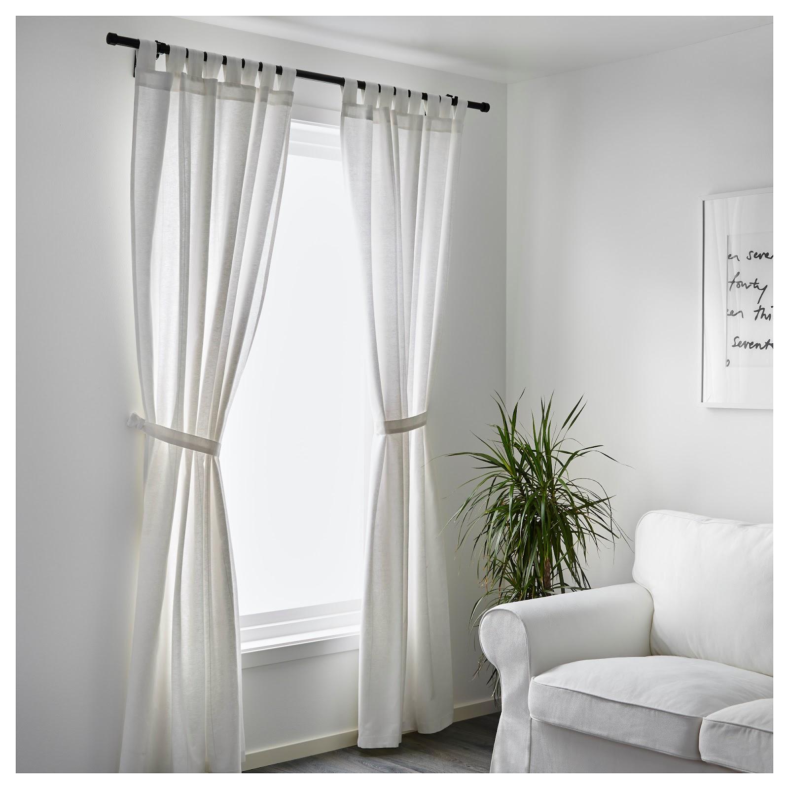 Curtain Poles Bay Window Windows Double Extra Long Finials