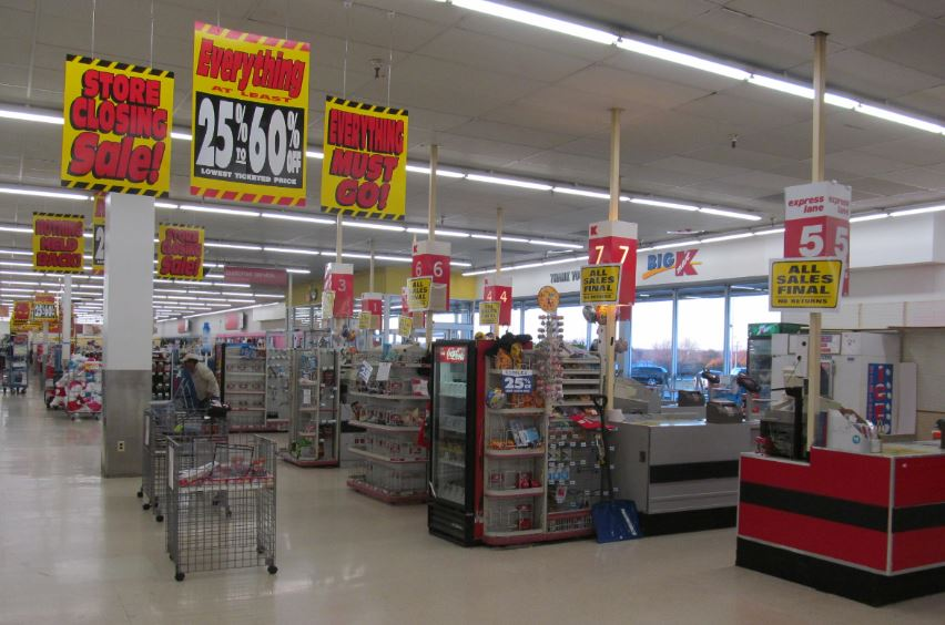 Sears And Kmart Closures Topping 150 Locations