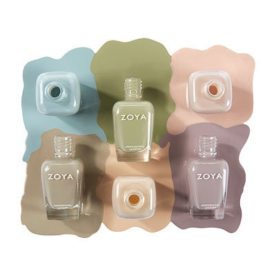 whispers collection zoya