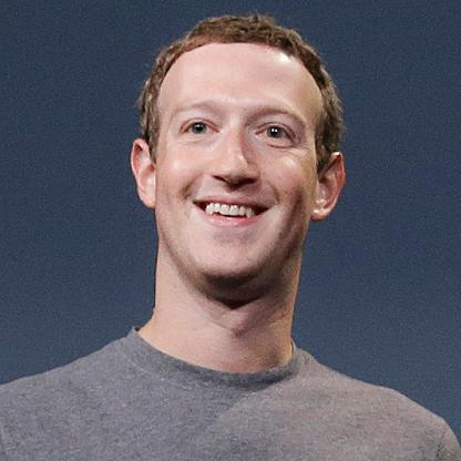 Mark Zuckerberg Biography